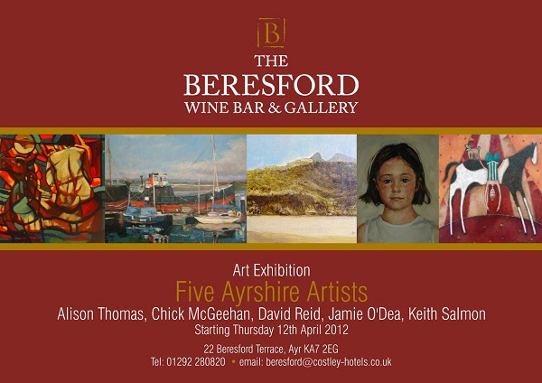 Beresford Gallery, Ayr
