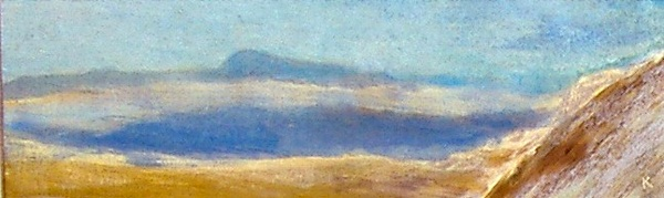 'Ben Hope from Arkle, Sutherland'