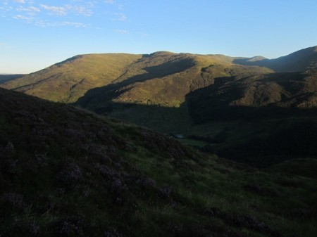 Glen Lyon, evening