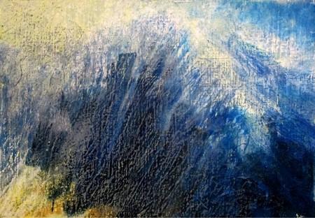 'Beinn Taoig, winter',