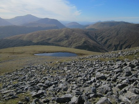 From near the summit of Beinn Odhar