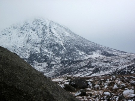 Below Cir Mhor, Glen Rosa