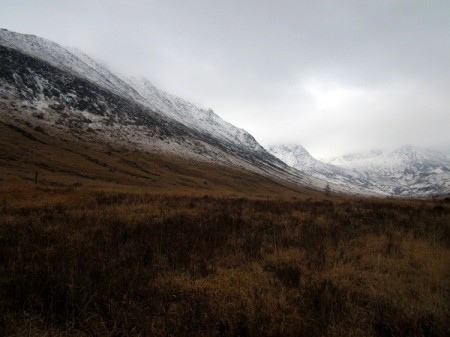 Glen Rosa ...a wild and beautiful place