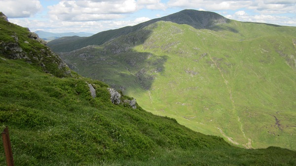 Stuc a' Chroin from Beinn Each