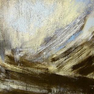 'Below Clach Lethaidh, winter'
