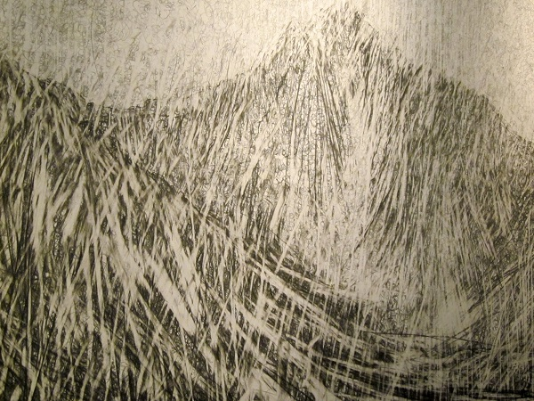 Glen Rosa drawing detail - 2