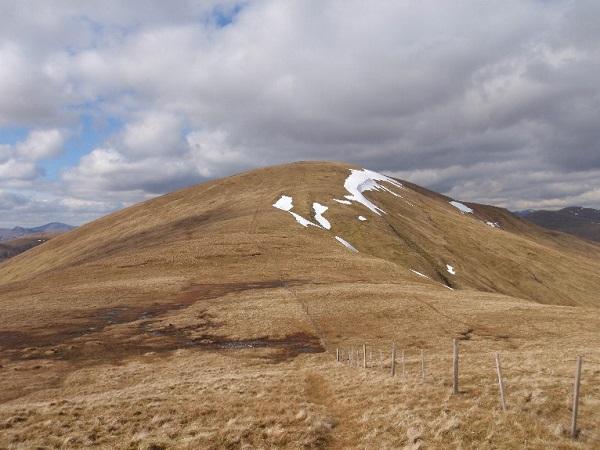 Beinn Chaorach, the Luss Hills