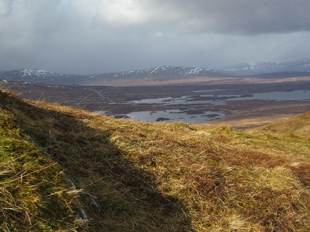 Blackmount and Rannoch Moor