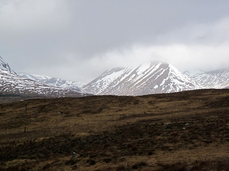 Towards the Blackmount