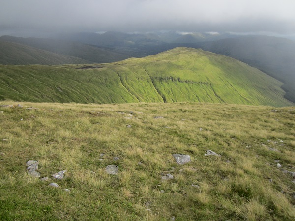 View from Beinn Odhar
