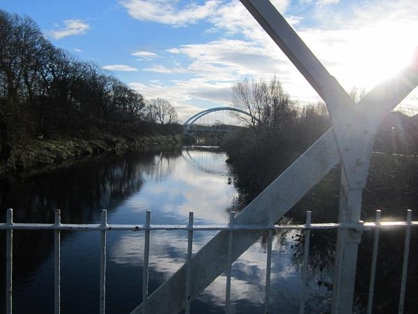 The River Irvine