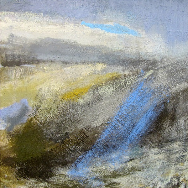 abstract scottish landscape paintings