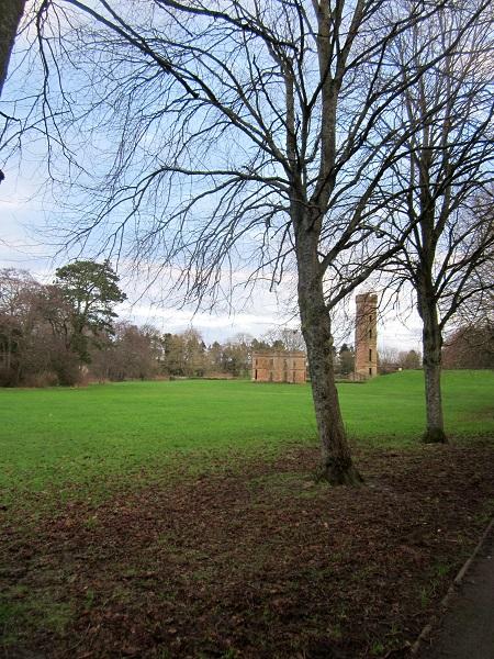 Eglinton Country Park Castle