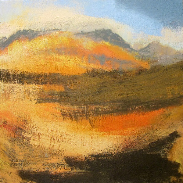 Scottish landscape painting