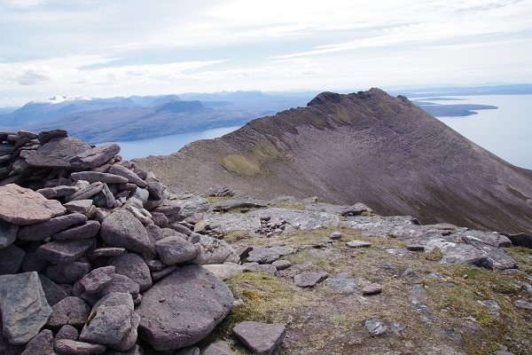 From the summit of Ben Mor Coigach